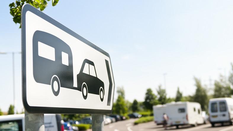 parking dla kamperów